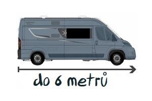 Karmann-Mobil do 6 metrů