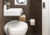 Karmann Davis 592 koupelna