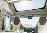 Karmann Davis 620 prosklená střecha