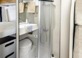 Karmann Dexter 580 koupelna 1