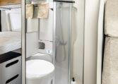 Karmann Dexter 580 koupelna 3