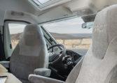 Karmann Dexter 580 prosklená střecha