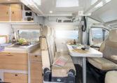 Karmann Dexter 595 jídelní kout