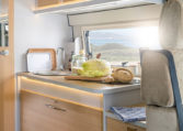Karmann Dexter 595 kuchyně