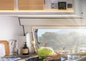Karmann Dexter 595 kuchyně 2