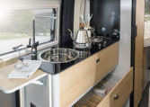 Karmann Dexter 625 kuchyně