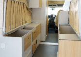 Karmann Dexter 570 transportní poloha